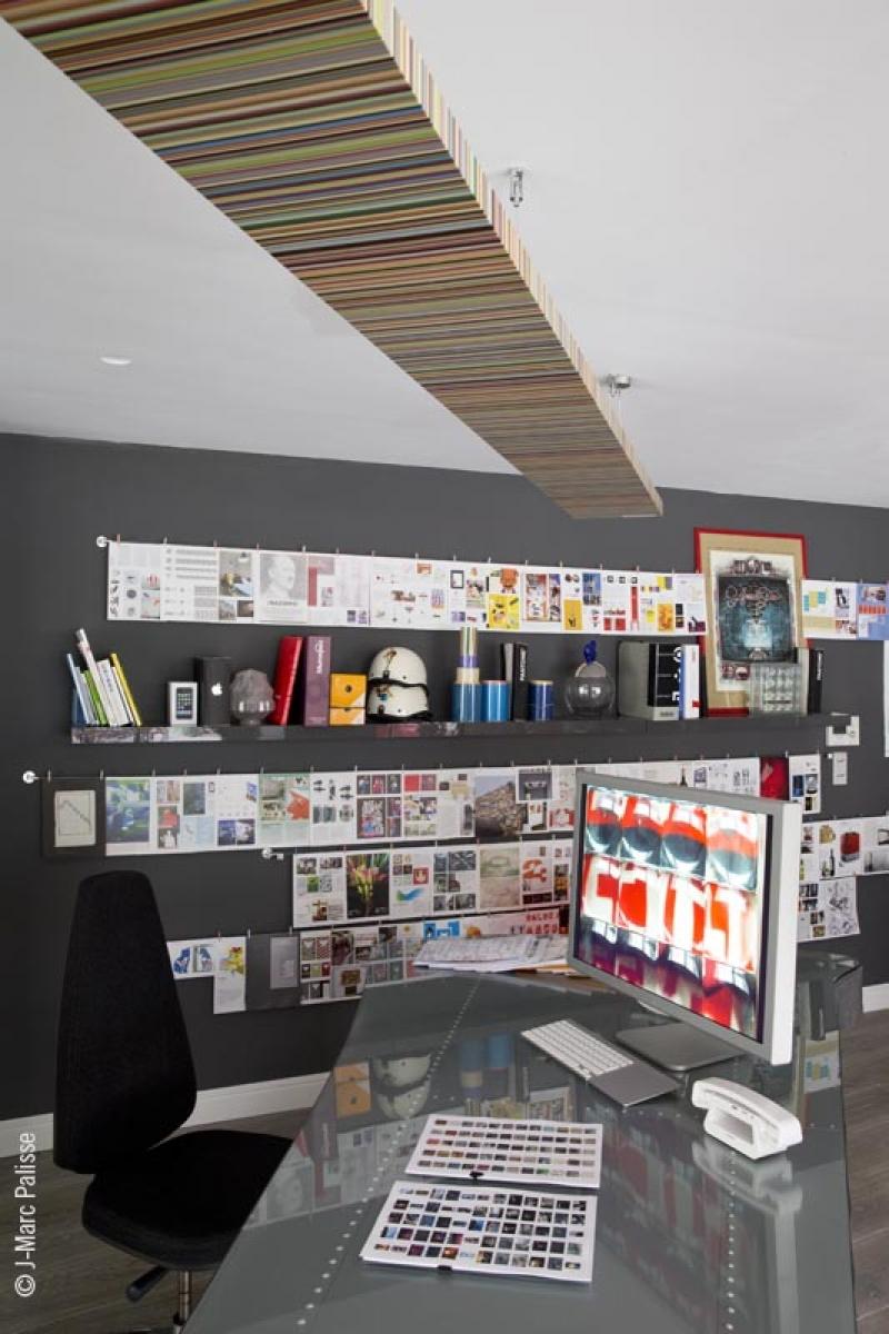 d coration bureau originale. Black Bedroom Furniture Sets. Home Design Ideas