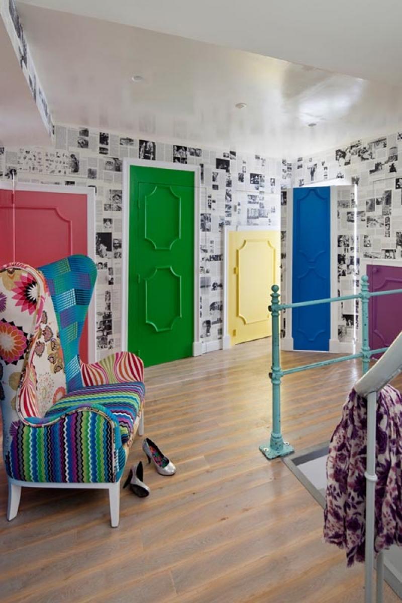 D co chambre alice for Decoration maison