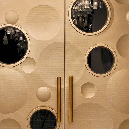 bubble doors /// portes bulles
