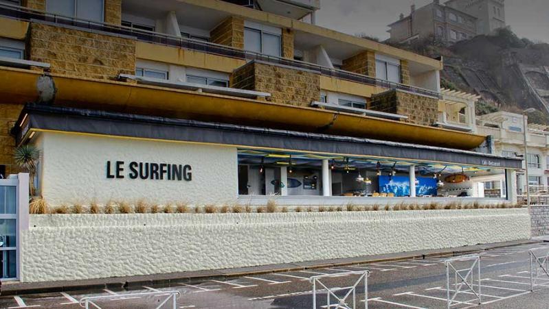 surfing biarritz cote des basques carlos designer. Black Bedroom Furniture Sets. Home Design Ideas
