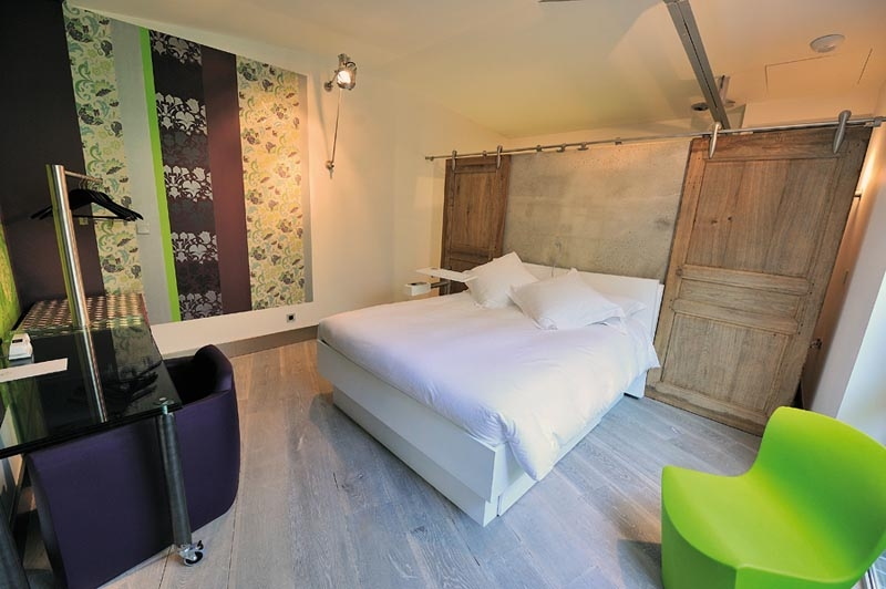 Hôtel design original créé de A à Z par le designer Carlos Pujol ...