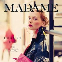 Air France Madame luxury issue