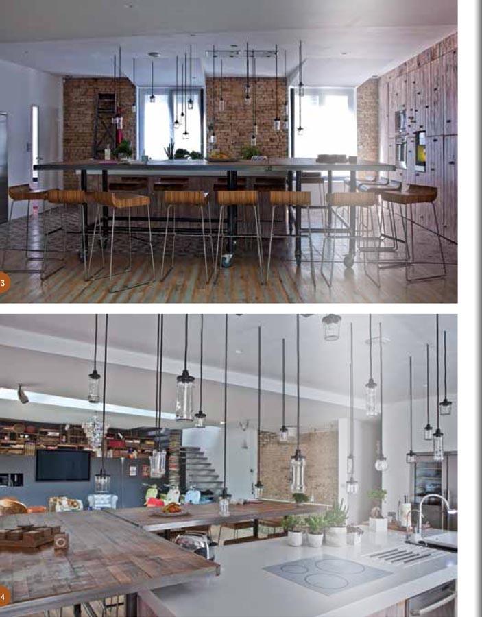 une cuisine oriignale publi e dans cuisines d 39 aujourd 39 hui. Black Bedroom Furniture Sets. Home Design Ideas