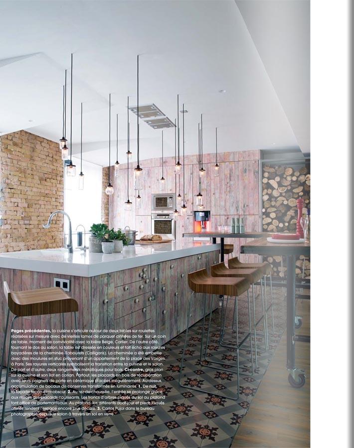 cote maison paris parisian rnovation du0027un appartement ancien lyon 03 marion lano ct maison. Black Bedroom Furniture Sets. Home Design Ideas