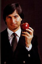 portrait steve jobs